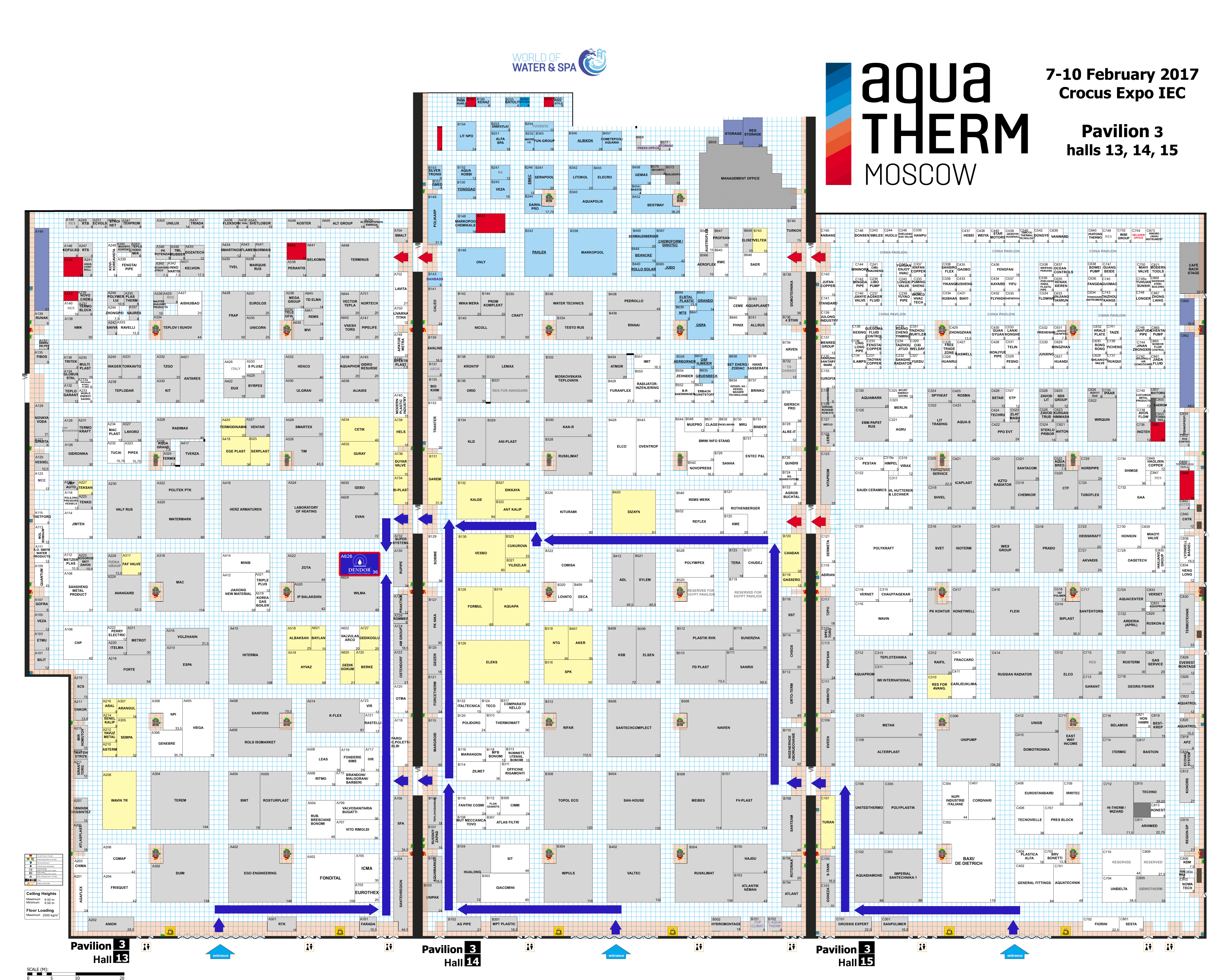 Aquatherm_Moscow_2017_Plan